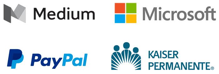 Enterprise logos