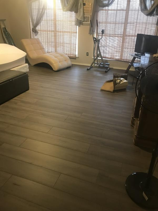 8mm Pewter Oak Dream Home Lumber Liquidators