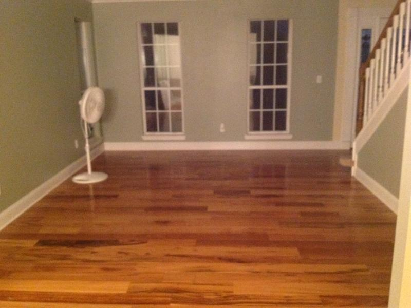 Before and after lumber liquidators for Hardwood floors jacksonville fl