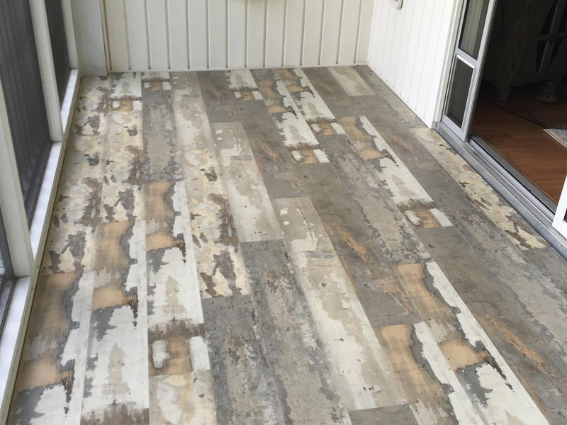 5 5mm Reclaimed Barn Board Evp Coreluxe Lumber Liquidators