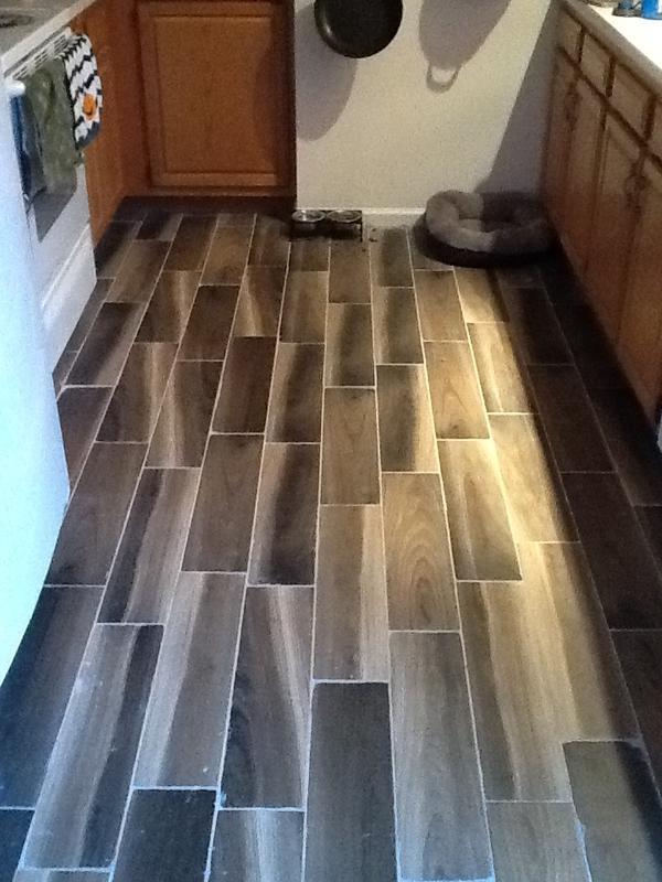 Avella 36 Quot X 6 Quot Brindle Wood Natural Porcelain Tile