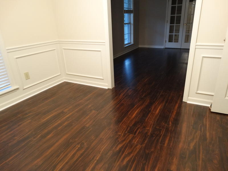 Before and after lumber liquidators for Hardwood floors evans ga