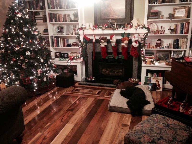 Before and after lumber liquidators - App that puts santa in your living room ...