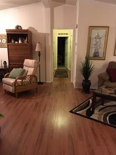 Gallery before and after lumber liquidators for Crystal springs hickory laminate