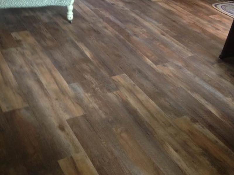 Tranquility Ultra 5mm Copper Ridge Oak Luxury Vinyl Plank