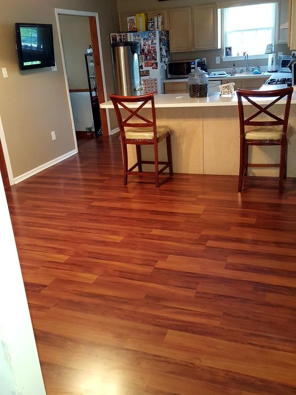 Major Brand Santo Andre Brazilian Cherry Laminate Lumber Liquidators Flooring
