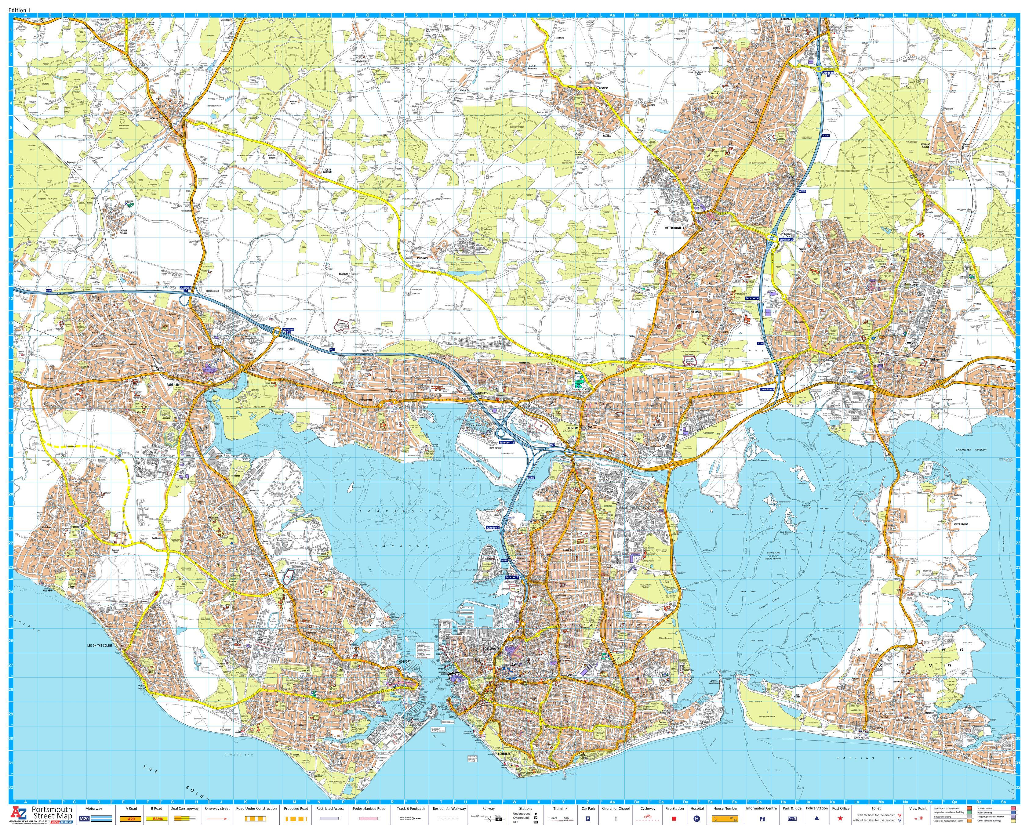 MapSherpa Geographers AZ Map Company