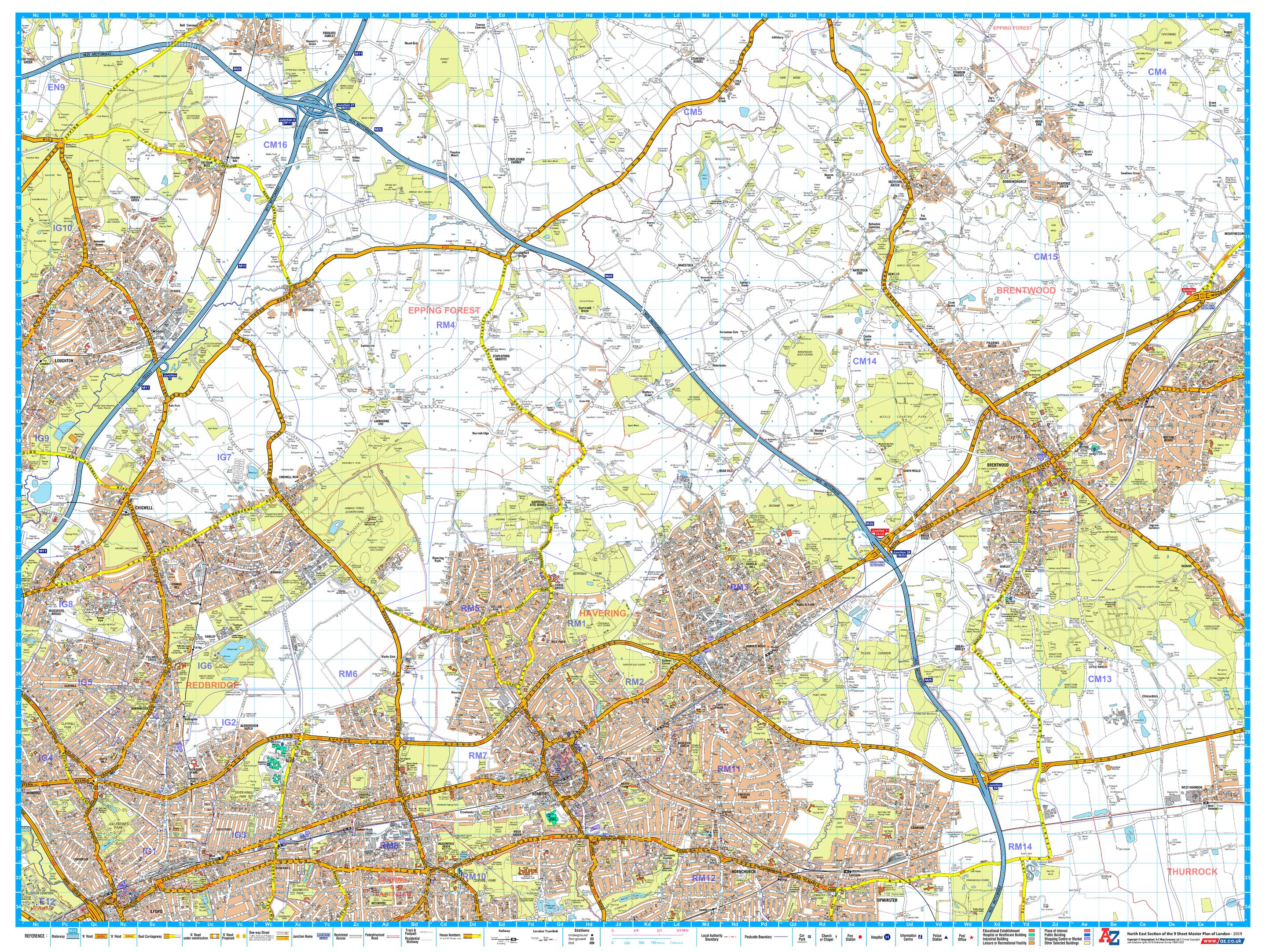 Mapsherpa Geographers a-z Crime Map For Property To Rent