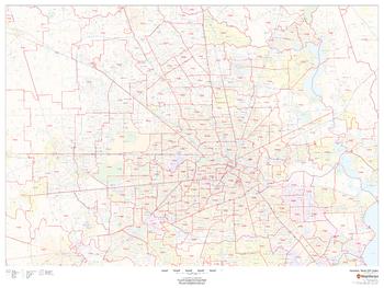 Houston, Texas ZIP Codes