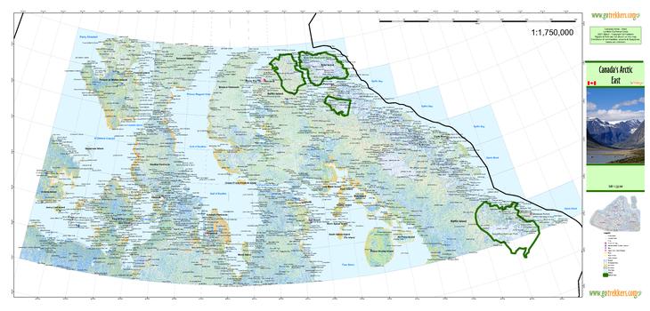 Arctic 3 East