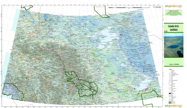 Arctic 4 Southwest