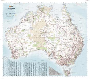 Australia Supermap