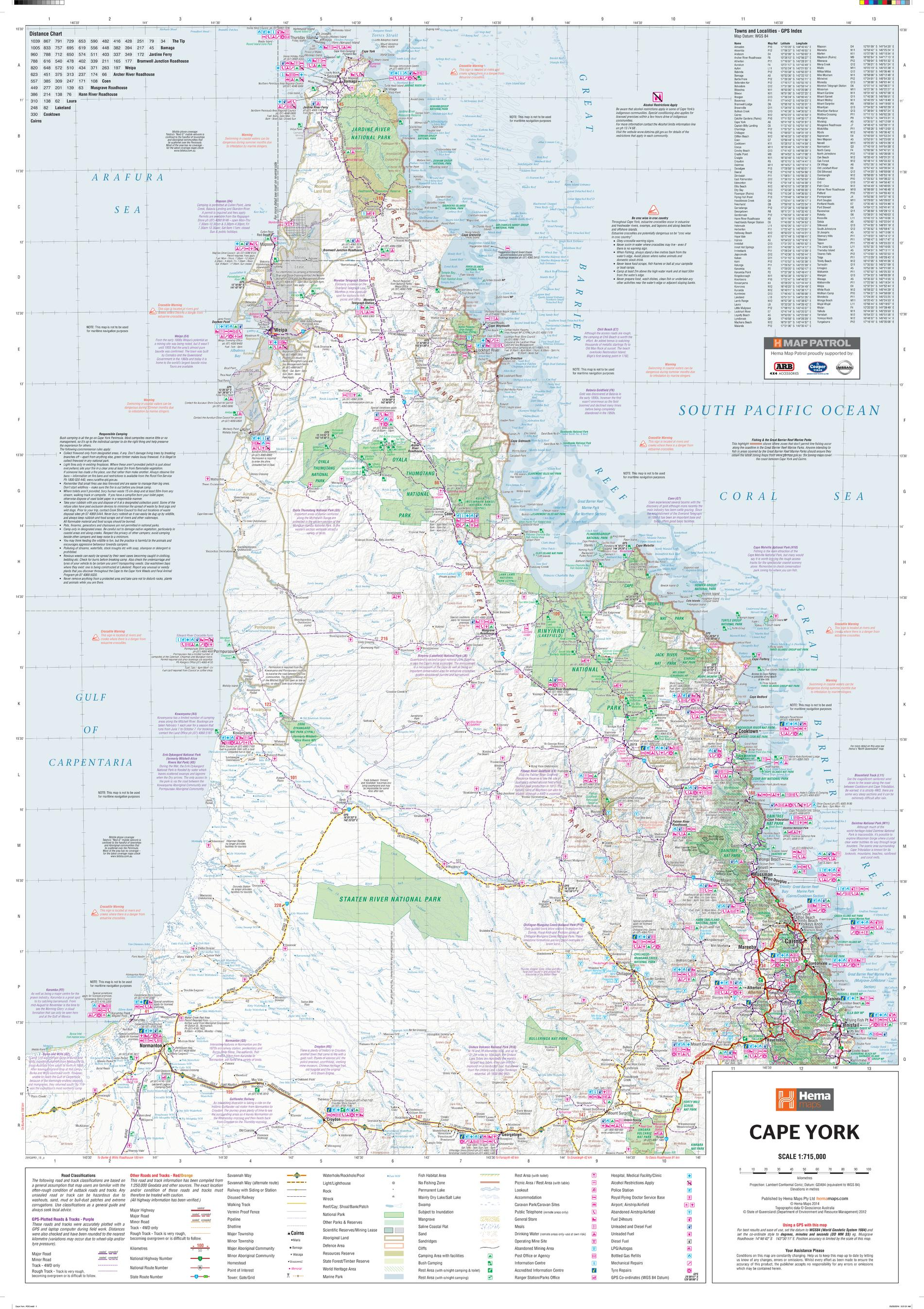 Cape York Supermap