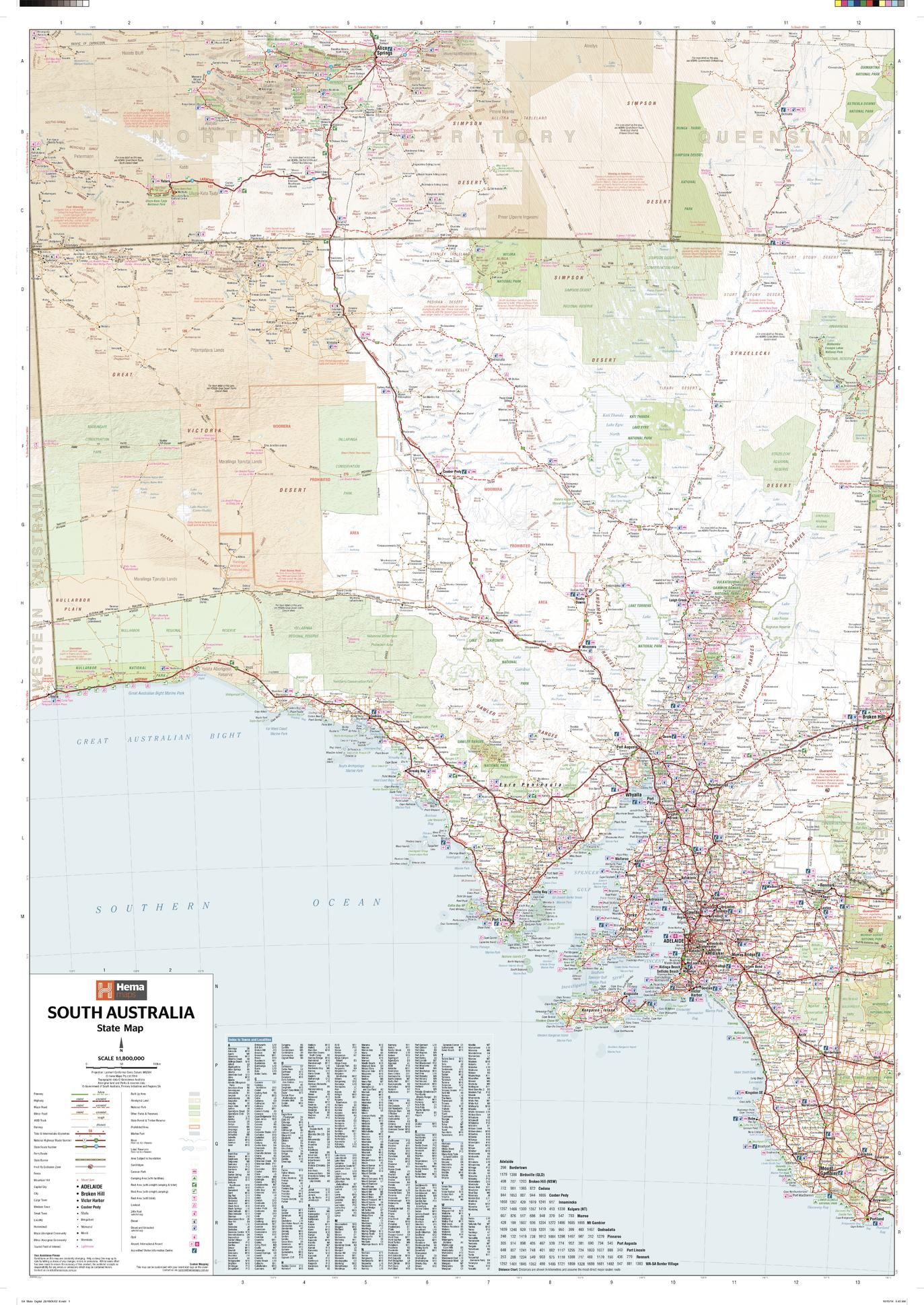 South Australia State