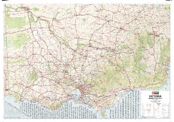 Victoria, Australia State Supermap