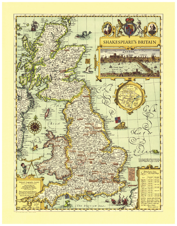 Shakespeare's Britain