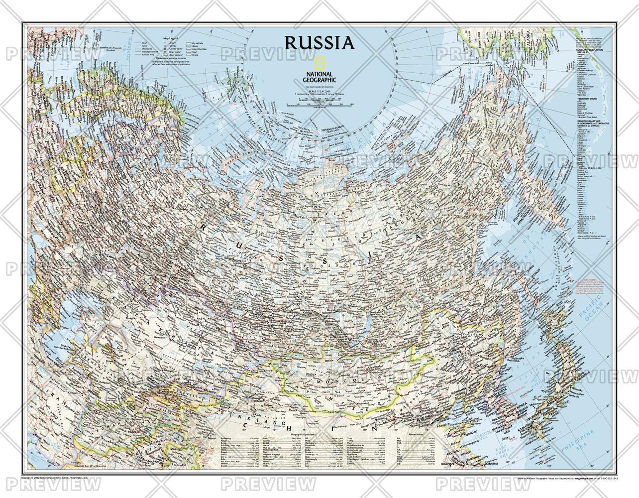 Russia Classic