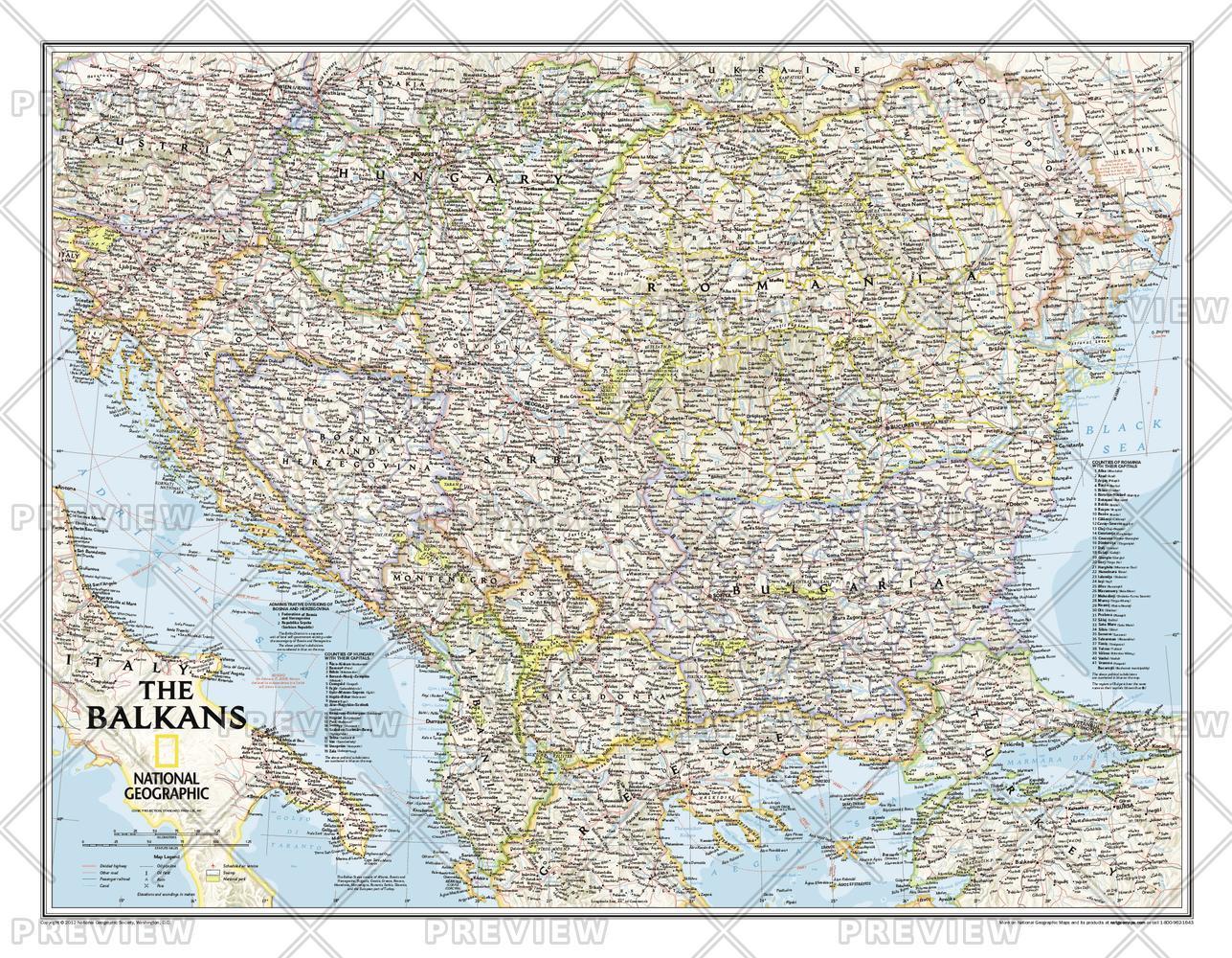 The Balkans Classic