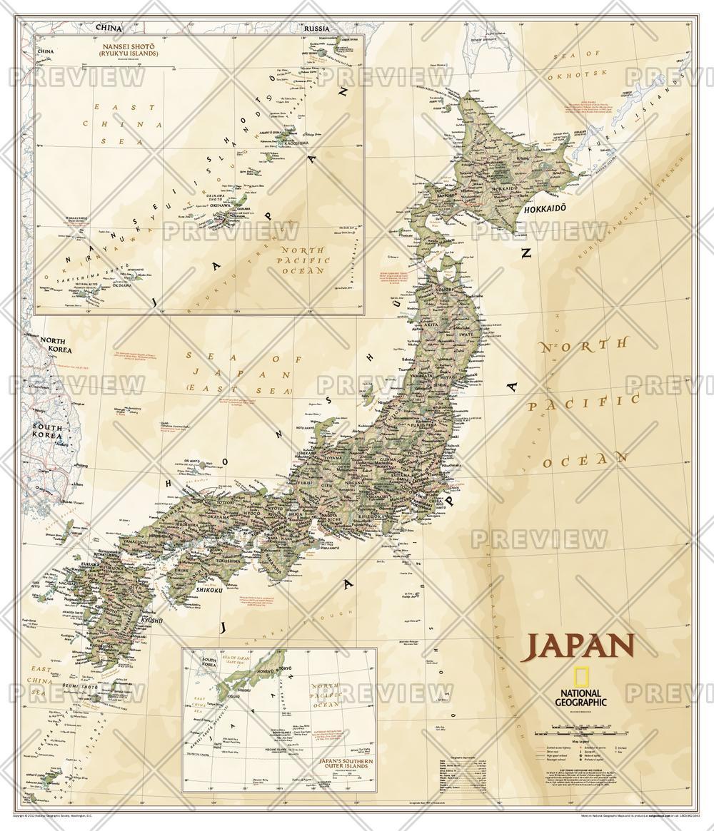 Japan Executive
