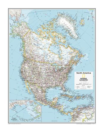 North America Political