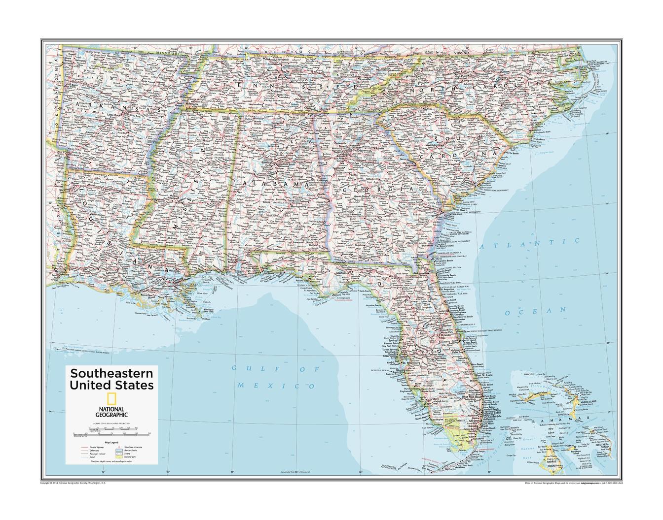 Southeastern U.S.