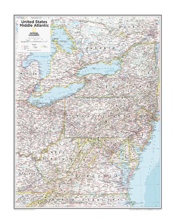 Middle Atlantic U.S.