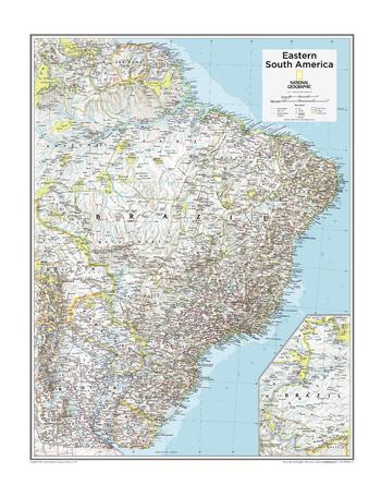 Eastern South America