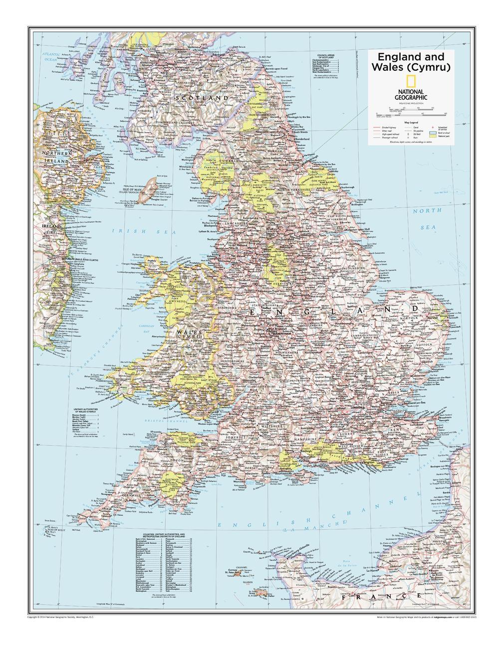 England and Wales (Cymru)