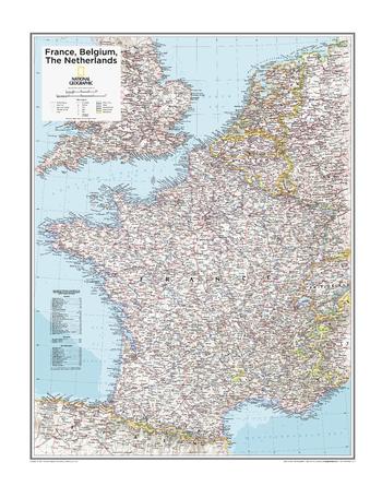France, Belgium, the Netherlands