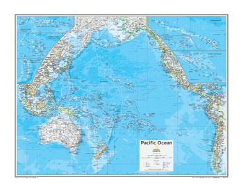 Pacific Ocean Political