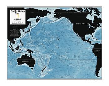 Pacific Ocean Floor