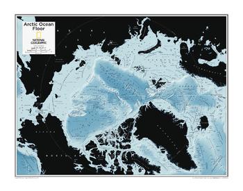 Arctic Ocean Floor