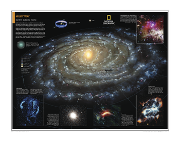 Milky Way: Earth's Galactic Home