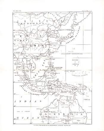 Philippines - Published 1900