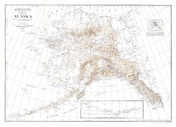 Alaska - Published 1904