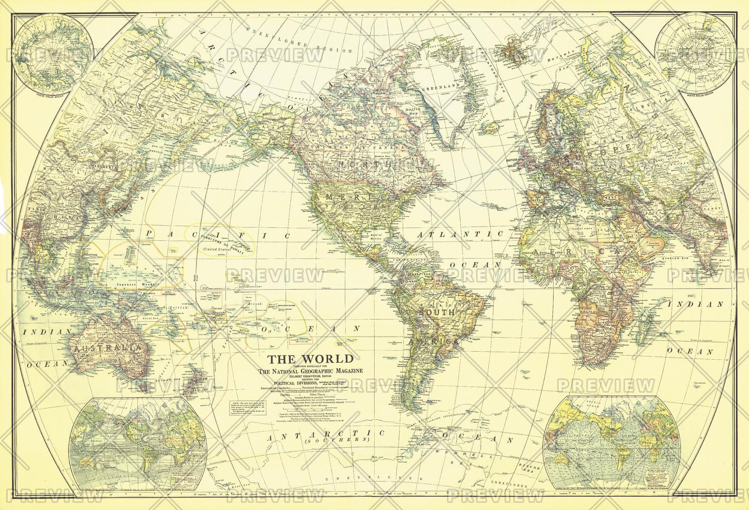 World - Published 1922