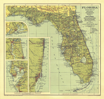 Florida - Published 1930