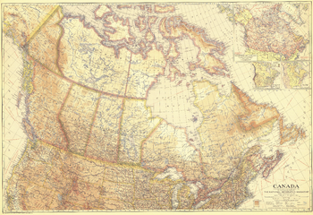 Canada - Published 1936