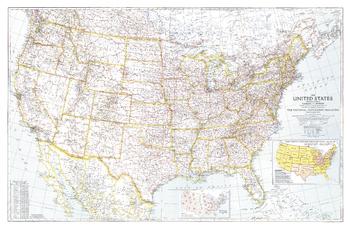 United States of America  -  Published 1940