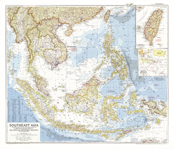 Southeast Asia  -  Published 1955