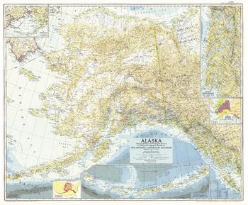 Alaska  -  Published 1956
