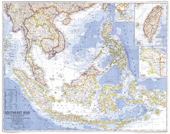 Southeast Asia  -  Published 1968