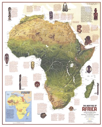 Heritage of Africa  -  Published 1971