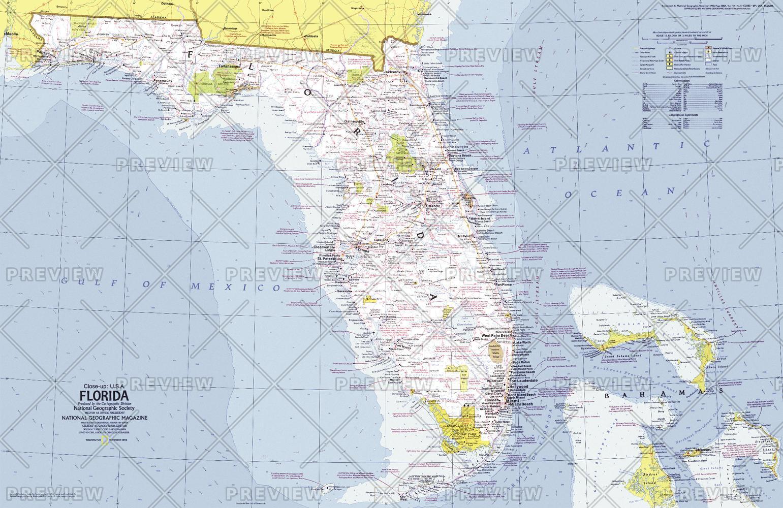 Close-up USA, Florida  -  Published 1973