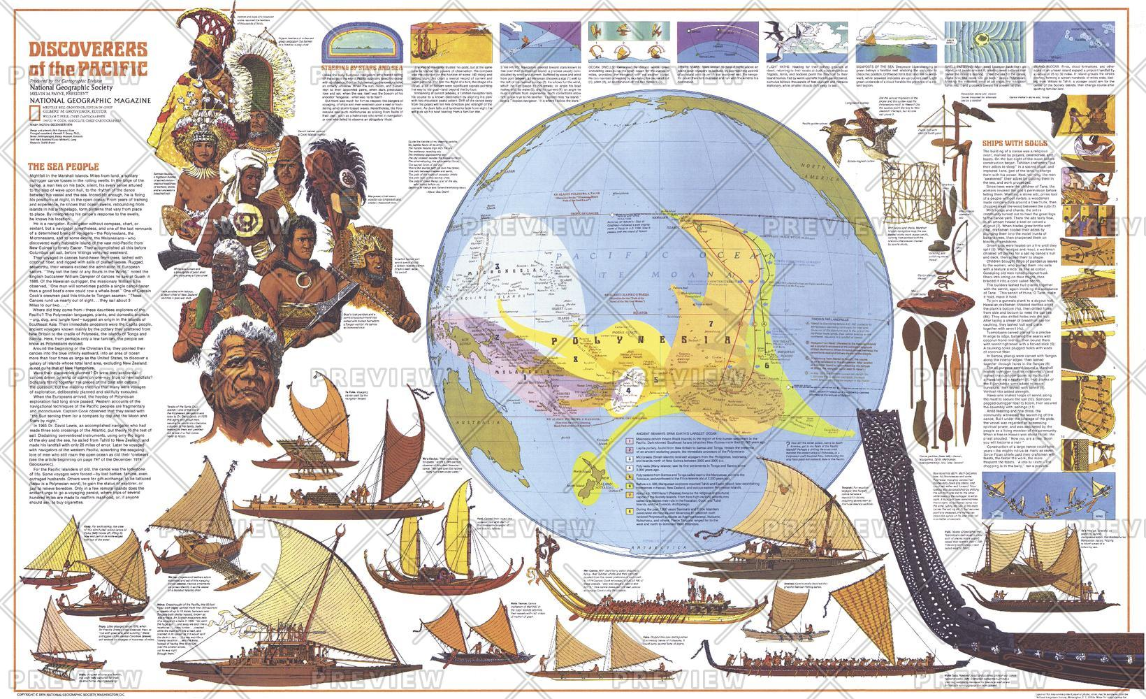 Discoverers of the Pacific  -  Published 1974