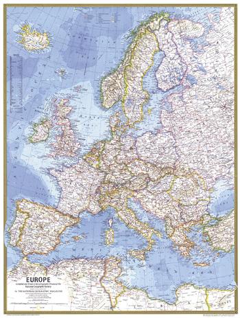 Europe  -  Published 1977