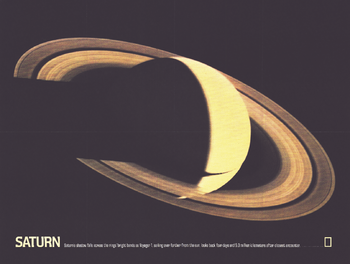 Saturn - Published 1981