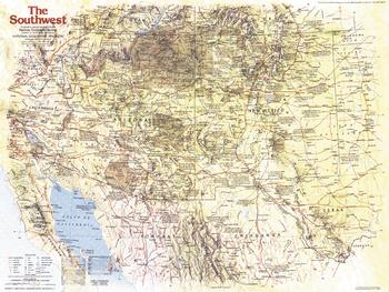 Southwest   Side 1 - Published 1982