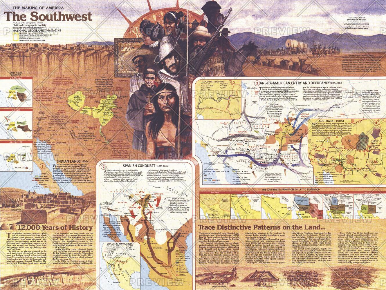 Southwest   Side 2 - Published 1982