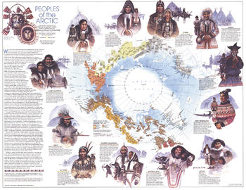 Peoples of the Arctic  -  Published 1983